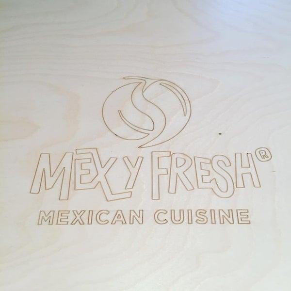 Photo prise au Mex y Fresh par Fred C. le12/13/2016