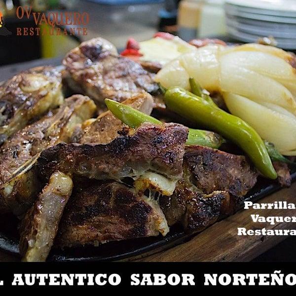 Foto tomada en OV Vaquero Restaurante y Taquería por OV Vaquero Restaurante y Taquería el 2/28/2017