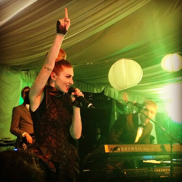 Photo prise au Park Tavern par Devan L. le11/1/2012