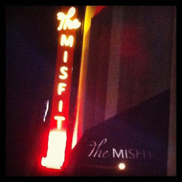 5/25/2013에 Deepauk M.님이 The Misfit Restaurant + Bar에서 찍은 사진