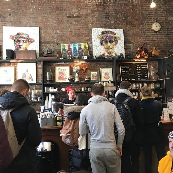 3/11/2018にBrian C.がTaszo Espresso Barで撮った写真