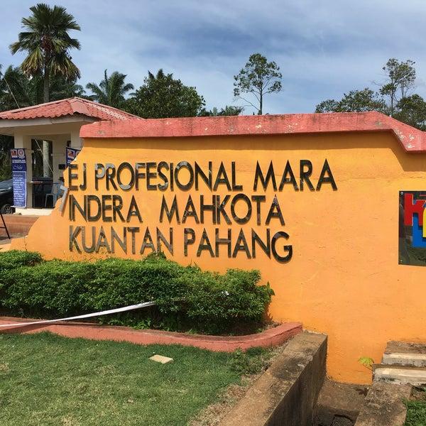 Photos At Kolej Profesional Mara Indera Mahkota Kuantan Pahang