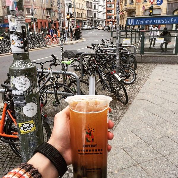 Comebuy Bubble Tea Mitte Karl Liebknecht Str 13