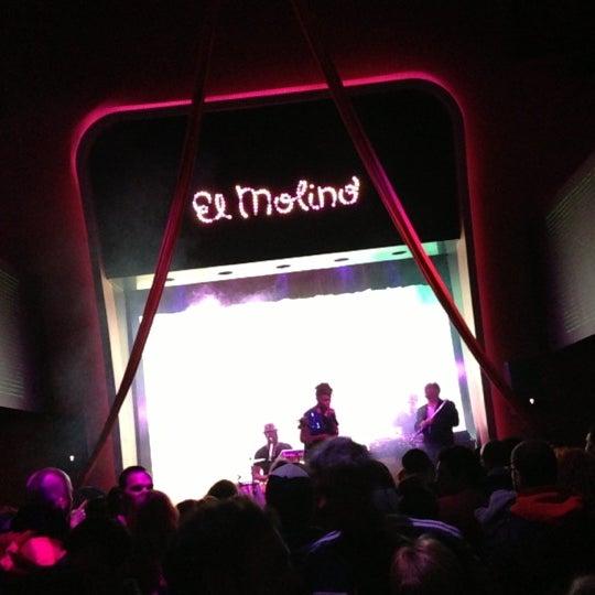 Foto tomada en El Molino por Lee S. el 11/25/2012