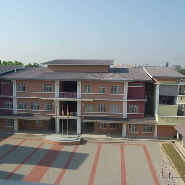 Smk Shah Alam Student Center