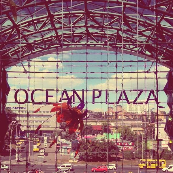 รูปภาพถ่ายที่ Ocean Plaza โดย Vovka D. เมื่อ 8/17/2013