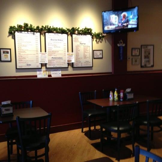 Photo taken at Cool Dog Cafe by Rodney S. on 12/6/2012