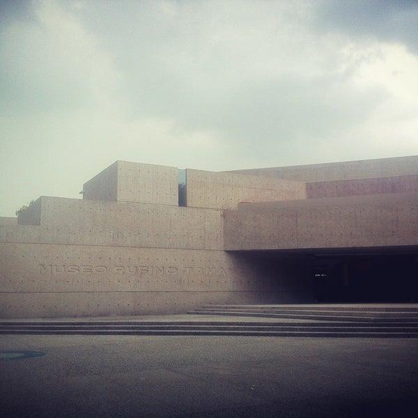 Foto tomada en Museo Tamayo por Antonio Á. el 7/10/2013