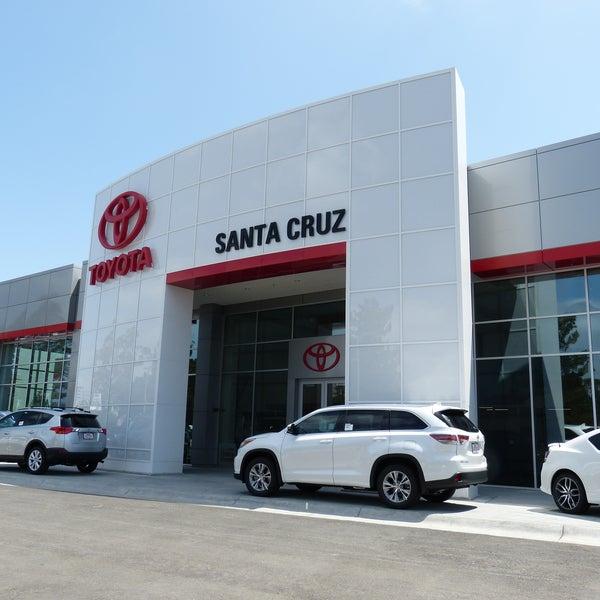 Santa Cruz Toyota >> Photos At Toyota Of Santa Cruz Auto Dealership In Capitola