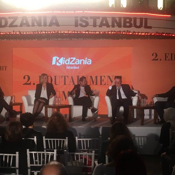 Das Foto wurde bei KidZania İstanbul von Atinc Y. am 11/28/2019 aufgenommen