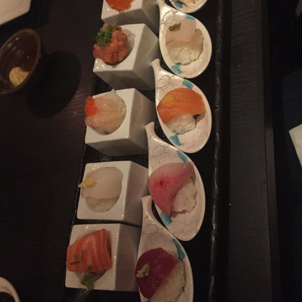 Loved the temari and the crab roll