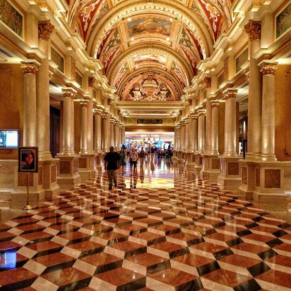 Foto tirada no(a) Venetian Resort & Casino por Haroldo F. em 5/17/2013