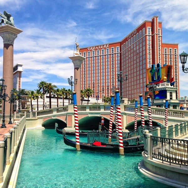 Foto tirada no(a) Venetian Resort & Casino por Haroldo F. em 5/16/2013