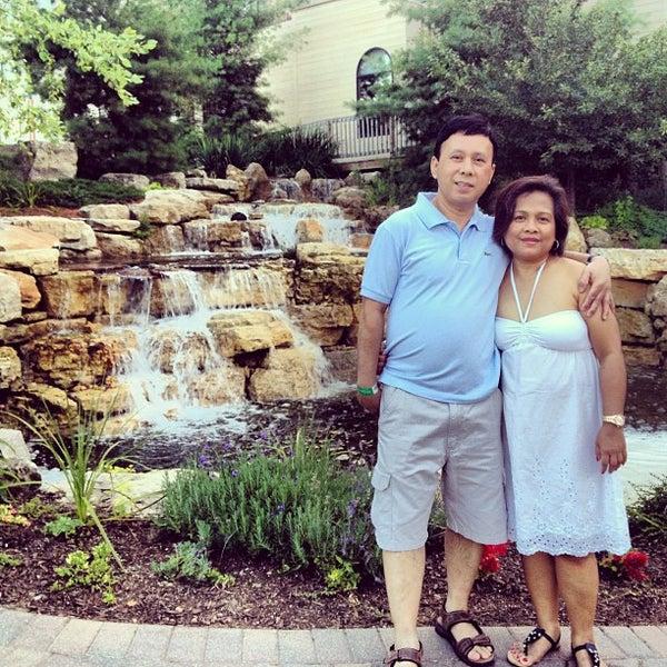 Foto tomada en Chula Vista Resort por Melissa Lyn Y. el 7/21/2013