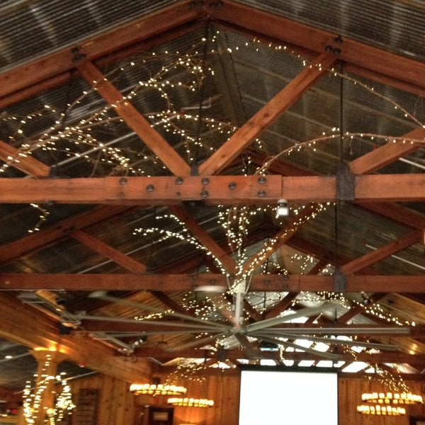 The Pavilion at The Angus Barn - Event Space