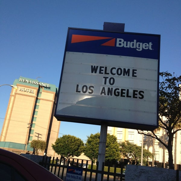 Photos At Budget Car Rental West Los Angeles 9775 Airport Blvd