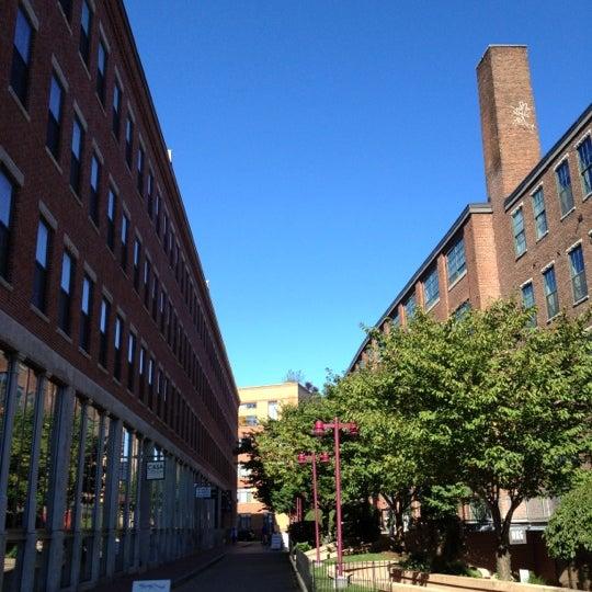Foto tirada no(a) South End Open Market @ Ink Block por Abner R. em 9/16/2012