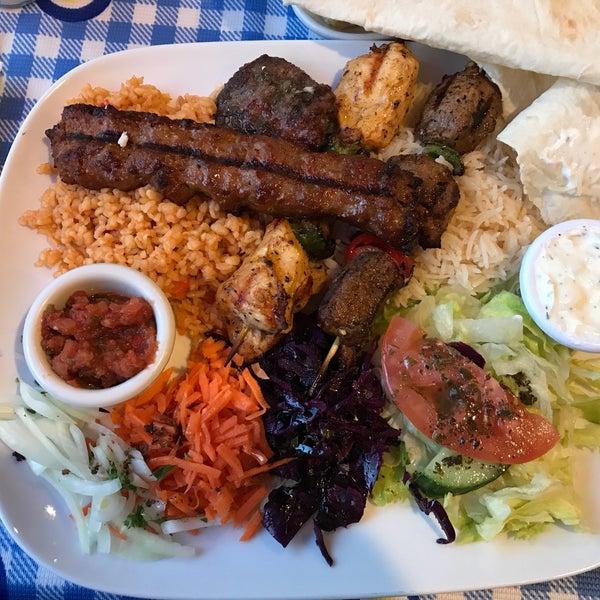 3/21/2018에 Yunus T.님이 Anatolia Restaurant에서 찍은 사진