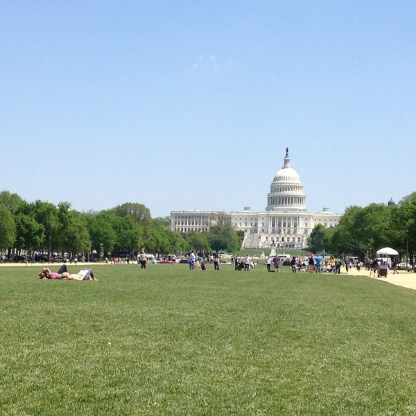 Foto scattata a National Mall da Erin K. il 4/27/2013