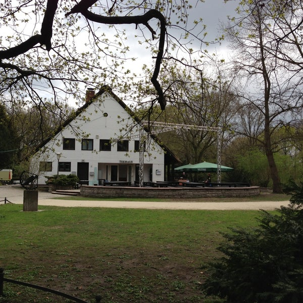 Photos At Teehaus Im Englischen Garten Café In Tiergarten