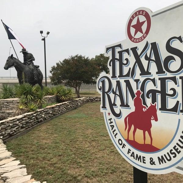 Foto scattata a Texas Ranger Hall of Fame and Museum da Jim W. il 8/12/2018