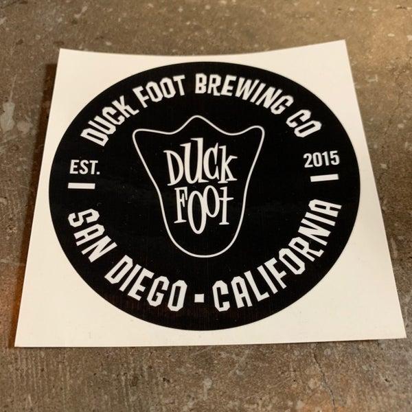 Photo prise au Duck Foot Brewing Company par Aaron M. le7/6/2019