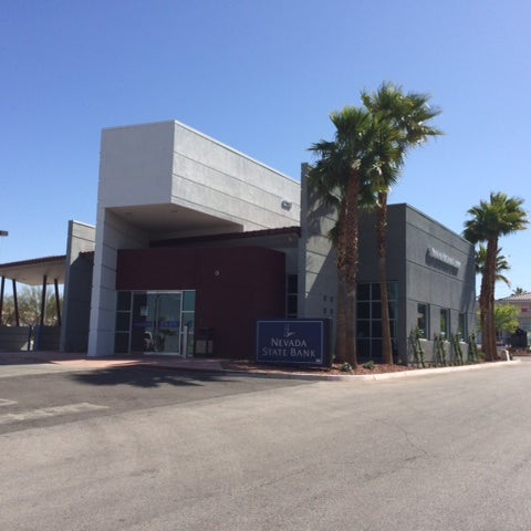 Nevada State Bank Eastern And St Rose Branch Bank In Las Vegas