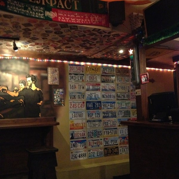 Foto scattata a Boondock Pub da Alex M. il 1/8/2013