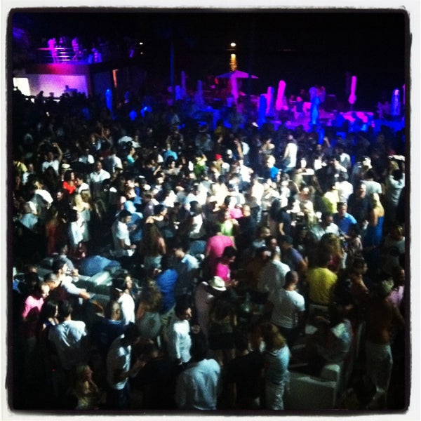 Foto tirada no(a) Blue Marlin Ibiza por Anaita B. em 4/12/2013