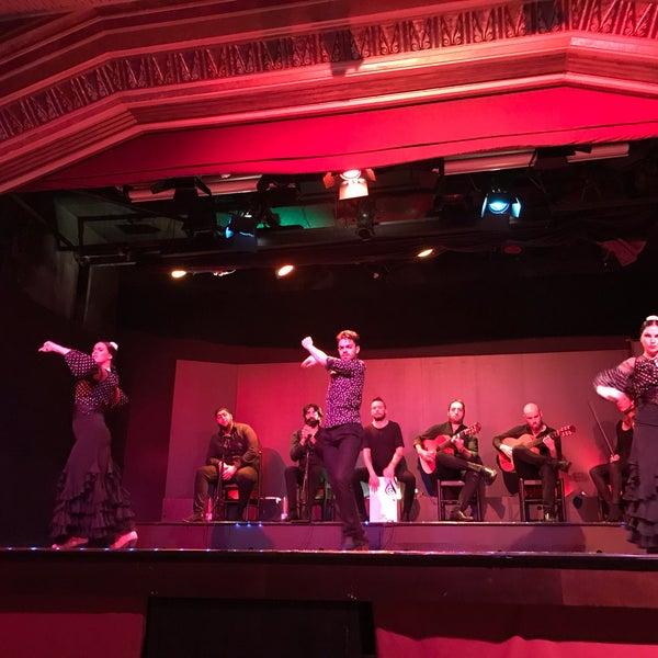 Снимок сделан в Palacio del Flamenco пользователем Tolga D. 12/3/2018