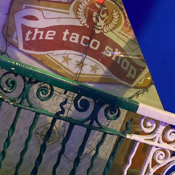 Photo prise au The Taco Shop par Glenn D. le2/19/2020