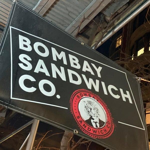 Foto diambil di Bombay Sandwich Co. oleh Glenn D. pada 12/12/2019