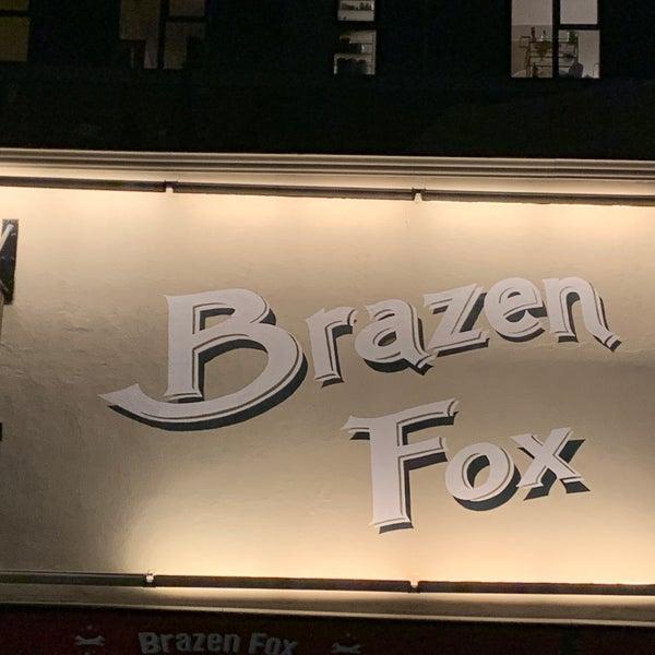 Снимок сделан в The Brazen Fox пользователем Glenn D. 9/11/2019