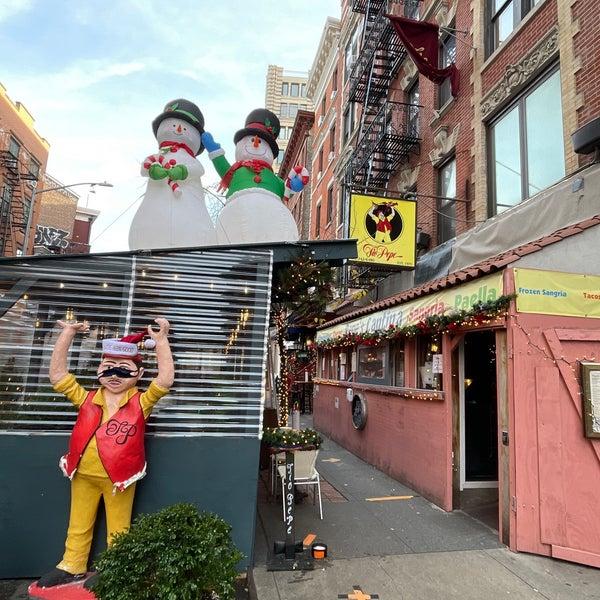 12/15/2020 tarihinde Glenn D.ziyaretçi tarafından Tio Pepe Restaurant'de çekilen fotoğraf