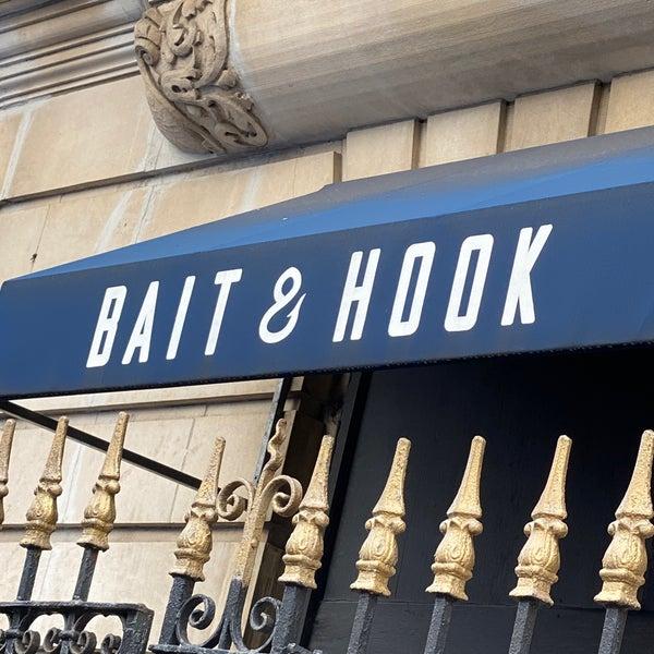 9/2/2020にGlenn D.がBait & Hook Seafood Shackで撮った写真