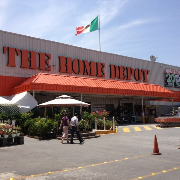 Shop Home Depot: The Home Depot (Now Closed)