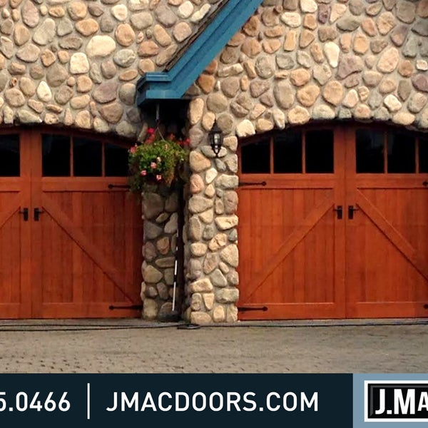 Photo Taken At J Mac Garage Doors Ltd Repair Installation By Jim