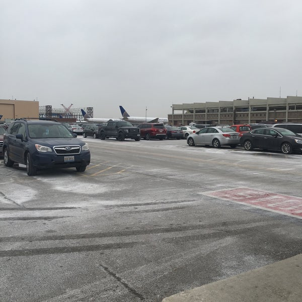 United Employee Parking Lot - Parking