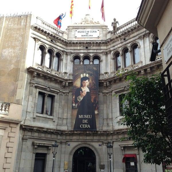 1/14/2013にJosep B.がMuseu de Cera de Barcelonaで撮った写真
