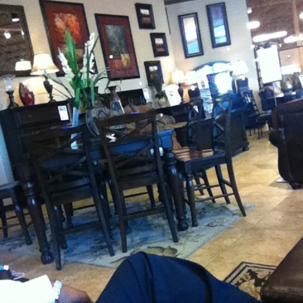 Photo Taken At Ashley Furniture Home By Jermain M On 3 7 2017