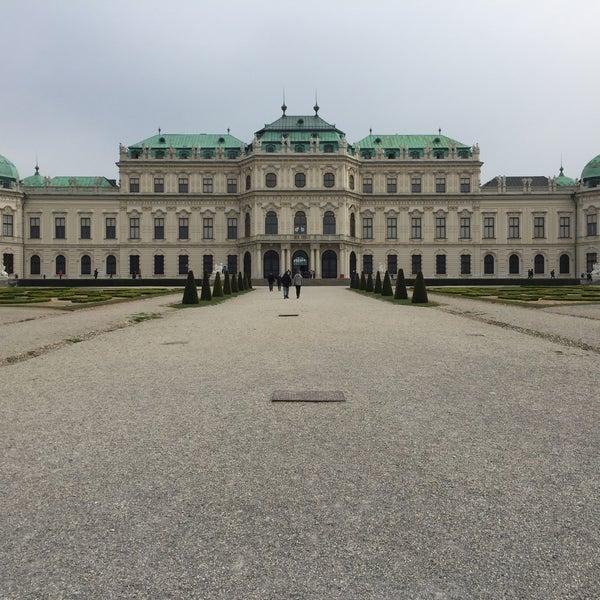 4/22/2017 tarihinde Igor G.ziyaretçi tarafından Oberes Belvedere'de çekilen fotoğraf