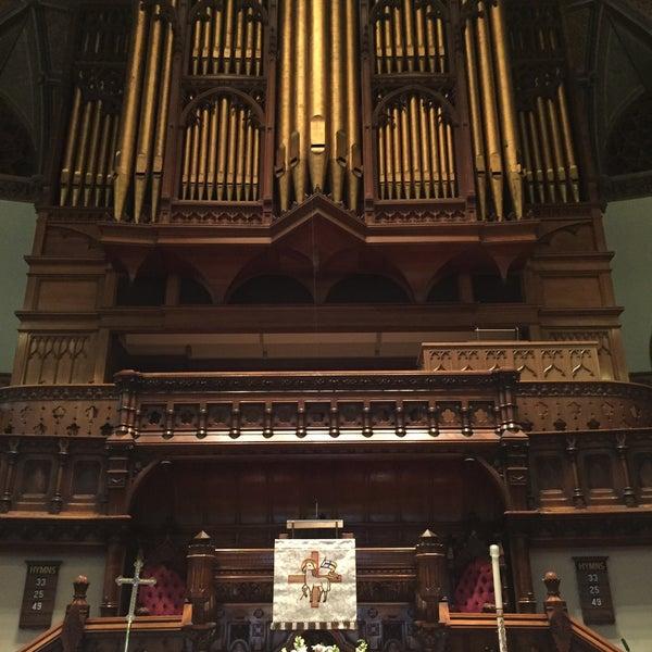 Foto diambil di Fifth Avenue Presbyterian Church oleh Igor P. pada 4/26/2018