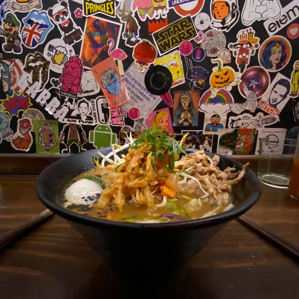 Foto tirada no(a) Fukuro Noodle Bar por Mariano L. em 2/22/2020