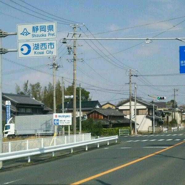愛知・静岡県境(県道173号線/...