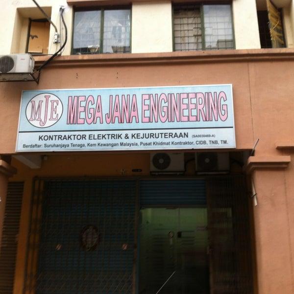 Mega Jana Engineering 1 Tip
