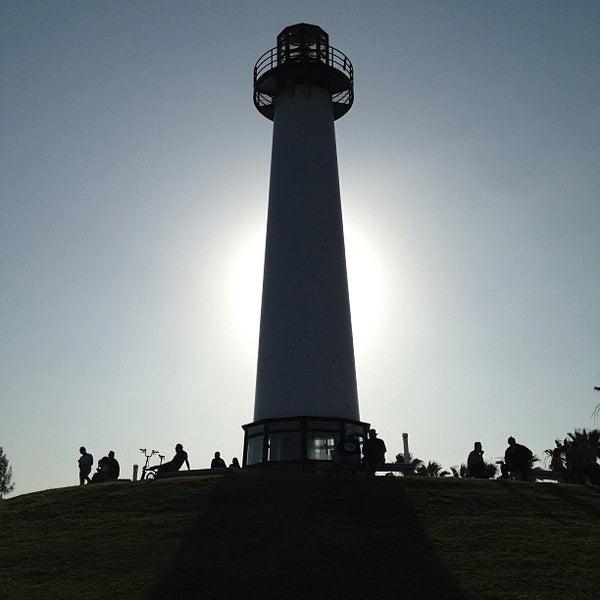 Снимок сделан в Parkers' Lighthouse пользователем Cari 6/2/2013