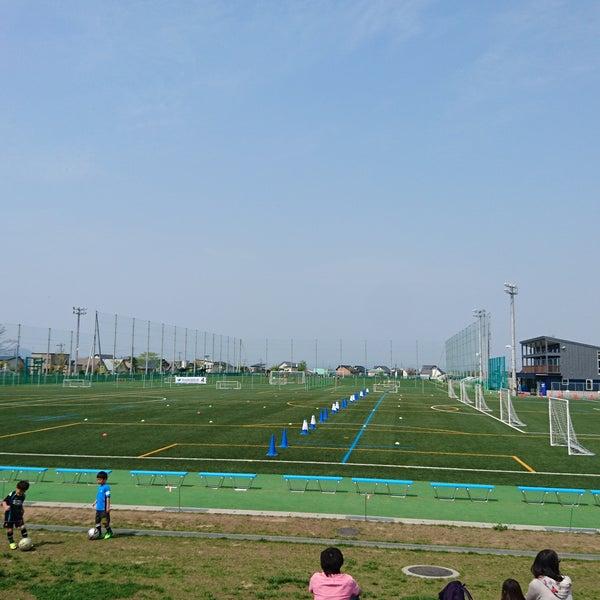 函館フットボールパーク - Campo de fútbol en 函館市
