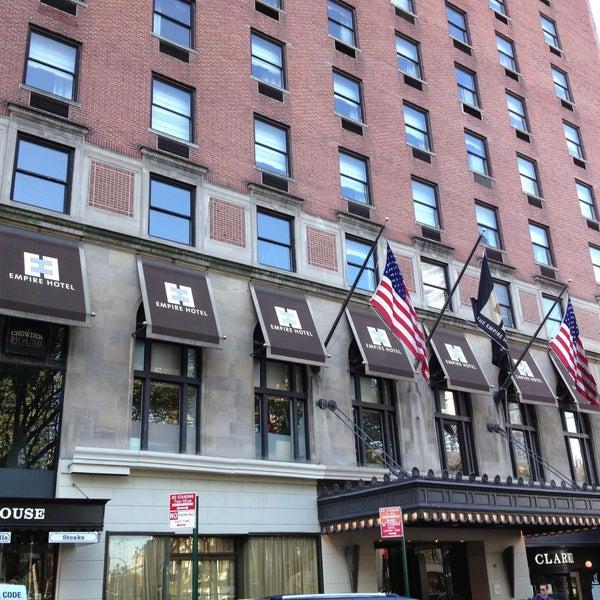 5/4/2013에 Marianna K.님이 The Empire Hotel에서 찍은 사진