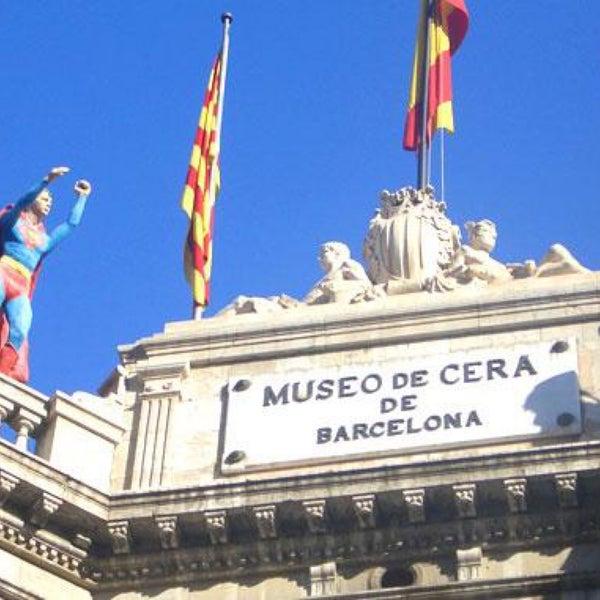 12/8/2020にJochele D.がMuseu de Cera de Barcelonaで撮った写真