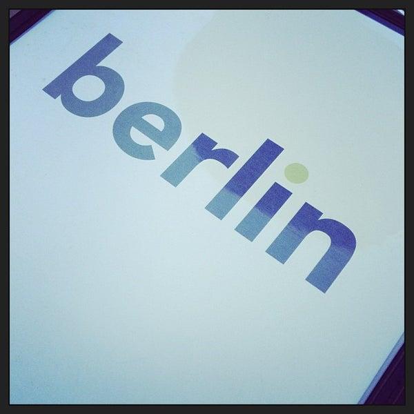 รูปภาพถ่ายที่ Berlin โดย Brian M. เมื่อ 2/17/2013